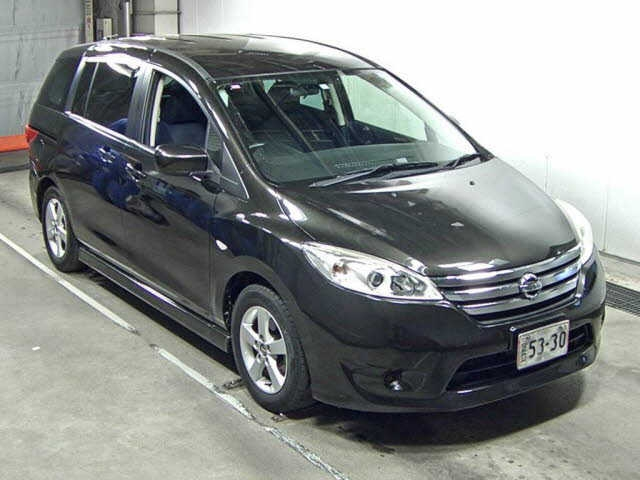 Import and buy NISSAN LAFESTA 2014 from Japan to Nairobi, Kenya
