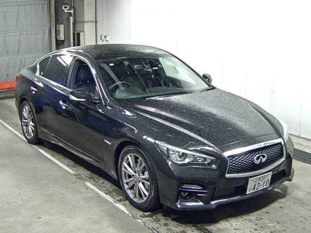 Import and buy NISSAN SKYLINE 2016 from Japan to Nairobi, Kenya