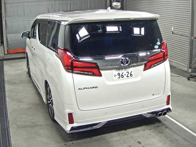 Import and buy TOYOTA ALPHARD 2019 from Japan to Nairobi, Kenya