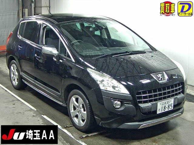Import and buy PEUGEOT 3008 2014 from Japan to Nairobi, Kenya