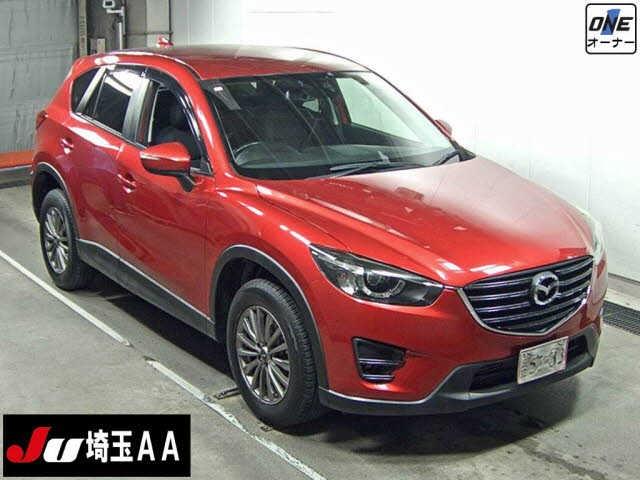 Import and buy MAZDA CX-5 2016 from Japan to Nairobi, Kenya