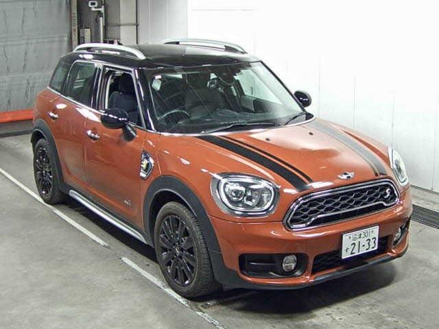 Import and buy BMW MINI 2017 from Japan to Nairobi, Kenya