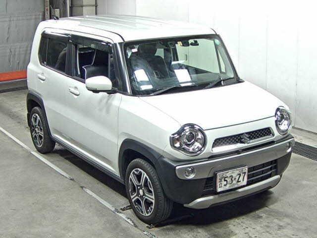 Import and buy SUZUKI HUSTLER 2018 from Japan to Nairobi, Kenya