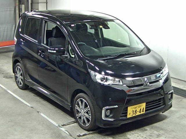 Import and buy MITSUBISHI EK CUSTOM 2019 from Japan to Nairobi, Kenya