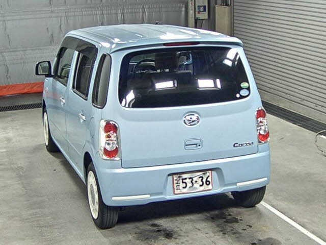 Import and buy DAIHATSU MIRA 2015 from Japan to Nairobi, Kenya