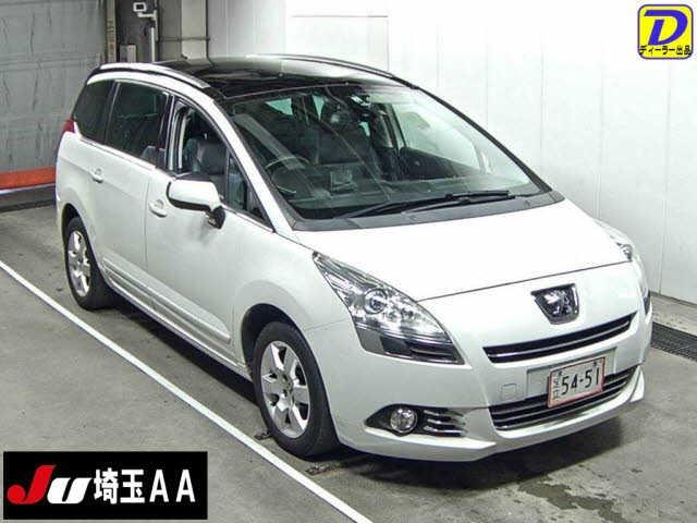 Import and buy PEUGEOT 5008 2013 from Japan to Nairobi, Kenya