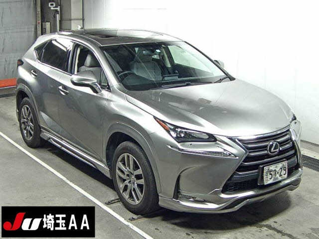 Import and buy LEXUS NX 2015 from Japan to Nairobi, Kenya