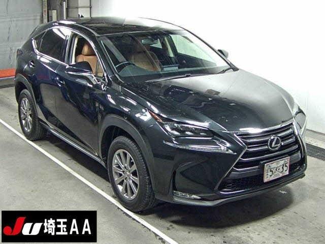 Import and buy LEXUS NX 2015 from Japan to Nairobi, Kenya