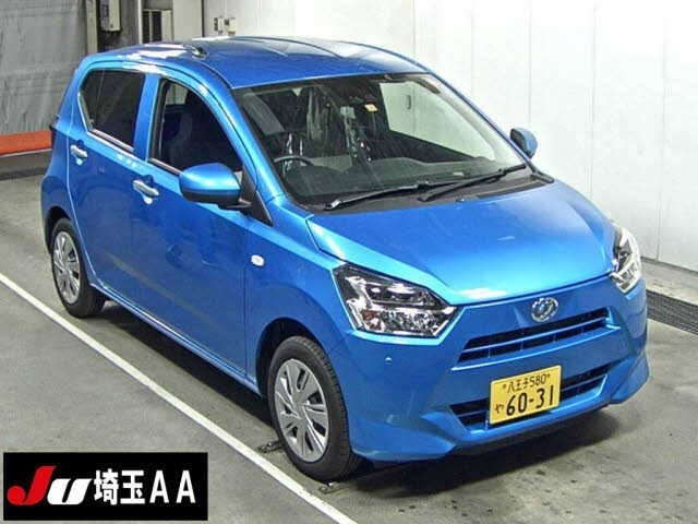 Import and buy DAIHATSU MIRA E S 2019 from Japan to Nairobi, Kenya