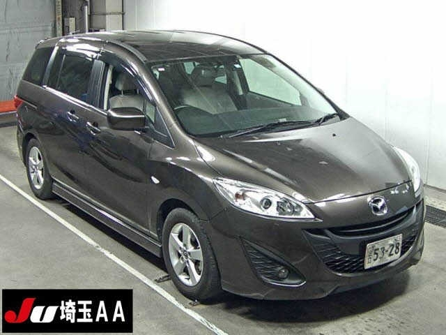 Import and buy MAZDA PREMACY 2014 from Japan to Nairobi, Kenya