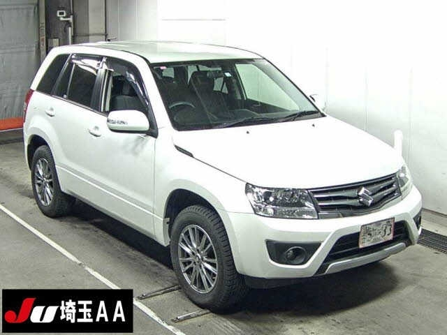 Import and buy SUZUKI ESCUDO 2016 from Japan to Nairobi, Kenya