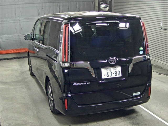 Import and buy TOYOTA ESQUIRE 2020 from Japan to Nairobi, Kenya
