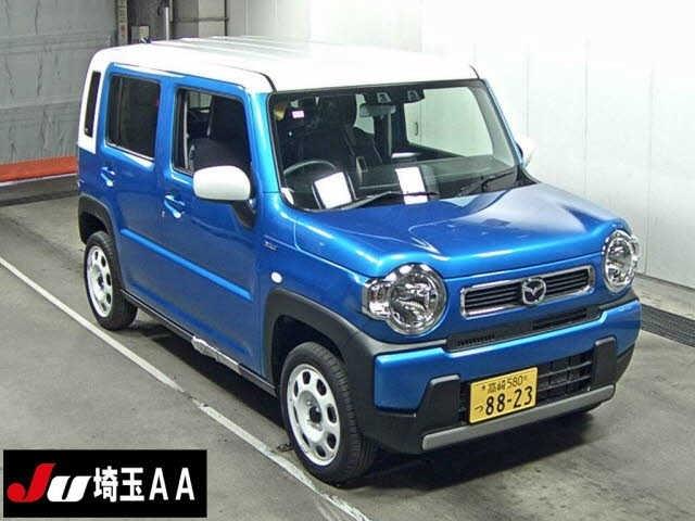 Import and buy MAZDA FLAIR 2020 from Japan to Nairobi, Kenya