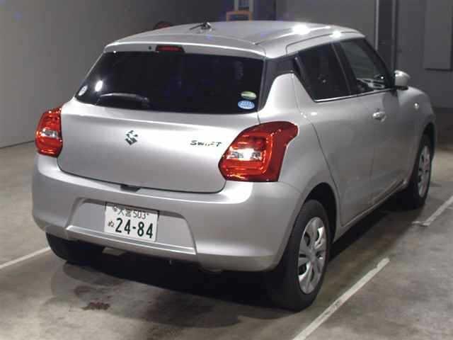 Import and buy SUZUKI SWIFT 2020 from Japan to Nairobi, Kenya