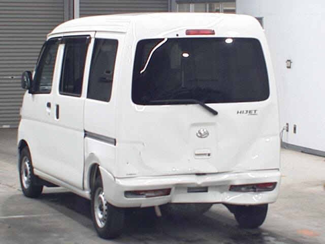 Import and buy DAIHATSU HIJET VAN 2017 from Japan to Nairobi, Kenya