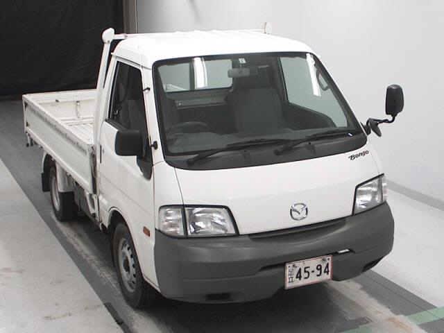 Import and buy MAZDA BONGO 2014 from Japan to Nairobi, Kenya