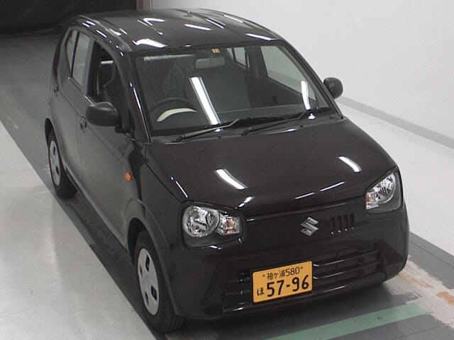 Buy/import SUZUKI ALTO (2017) to Kenya from Japan auction
