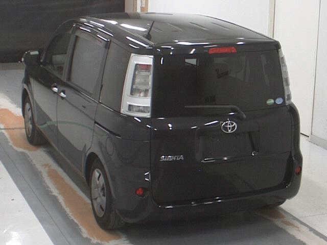 Import and buy TOYOTA SIENTA 2014 from Japan to Nairobi, Kenya