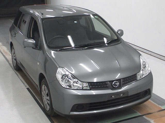 Import and buy NISSAN WINGROAD 2018 from Japan to Nairobi, Kenya