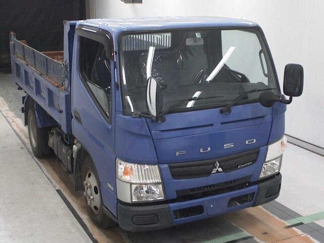 Import and buy MITSUBISHI CANTER 2015 from Japan to Nairobi, Kenya