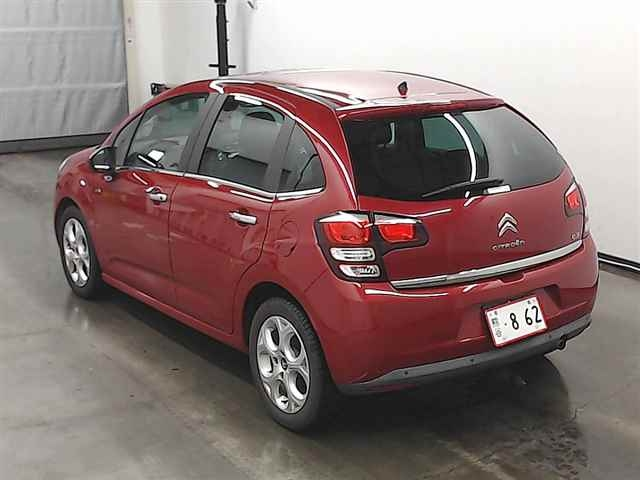 Import and buy CITROEN C3 2015 from Japan to Nairobi, Kenya