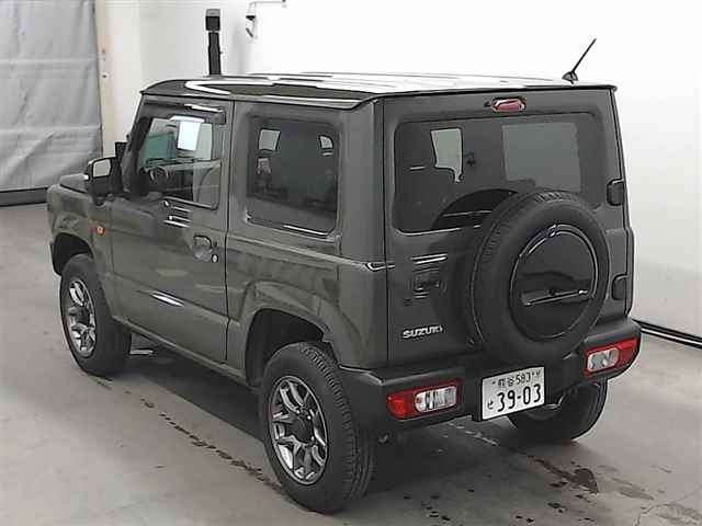 Import and buy SUZUKI JIMNY 2018 from Japan to Nairobi, Kenya