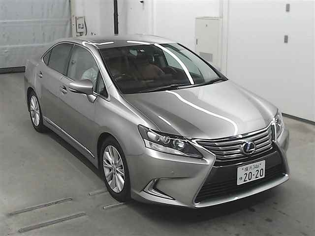 Import and buy LEXUS HS 2016 from Japan to Nairobi, Kenya