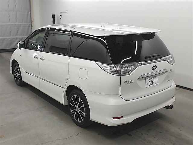 Import and buy TOYOTA ESTIMA HYBRID 2014 from Japan to Nairobi, Kenya