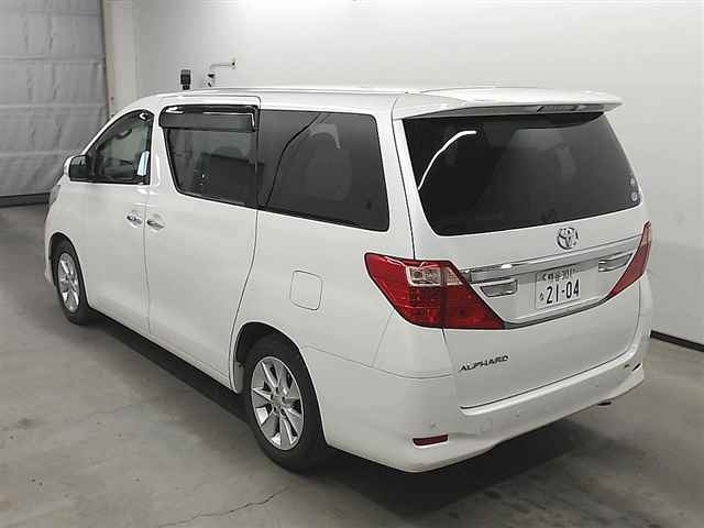 Import and buy TOYOTA ALPHARD 2014 from Japan to Nairobi, Kenya
