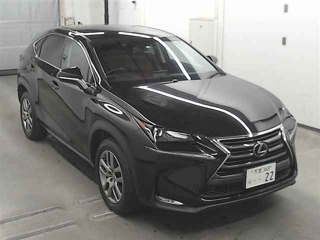 Import and buy LEXUS NX 2014 from Japan to Nairobi, Kenya