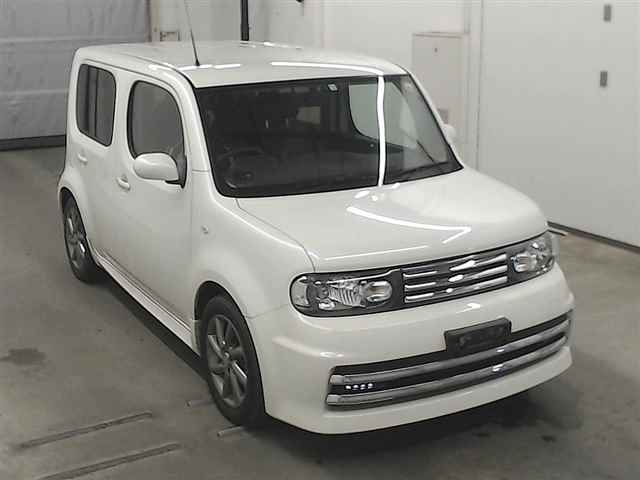 Import and buy NISSAN CUBE 2016 from Japan to Nairobi, Kenya