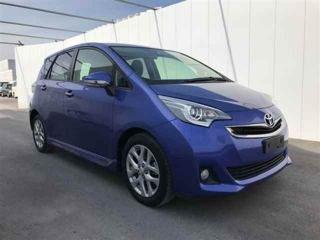 Import and buy TOYOTA RACTIS 2014 from Japan to Nairobi, Kenya