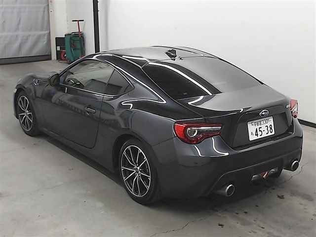 Import and buy SUBARU BRZ 2018 from Japan to Nairobi, Kenya