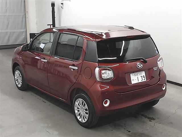 Import and buy DAIHATSU BOON 2020 from Japan to Nairobi, Kenya