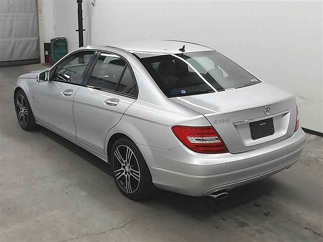 Import and buy MERCEDES BENZ C CLASS 2014 from Japan to Nairobi, Kenya
