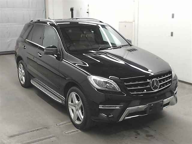Import and buy MERCEDES BENZ ML CLASS 2014 from Japan to Nairobi, Kenya