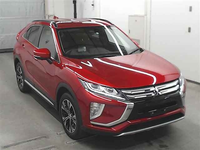 Import and buy MITSUBISHI ECLIPSE CROSS 2018 from Japan to Nairobi, Kenya