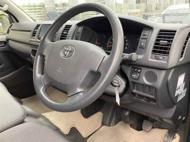Import and buy TOYOTA HIACE VAN 2015 from Japan to Nairobi, Kenya