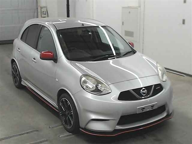 Import and buy NISSAN MARCH 2014 from Japan to Nairobi, Kenya