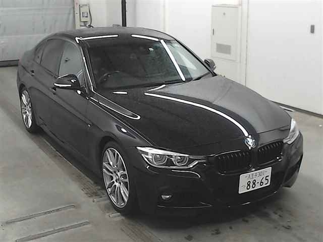 Import and buy BMW 3 SERIES 2017 from Japan to Nairobi, Kenya