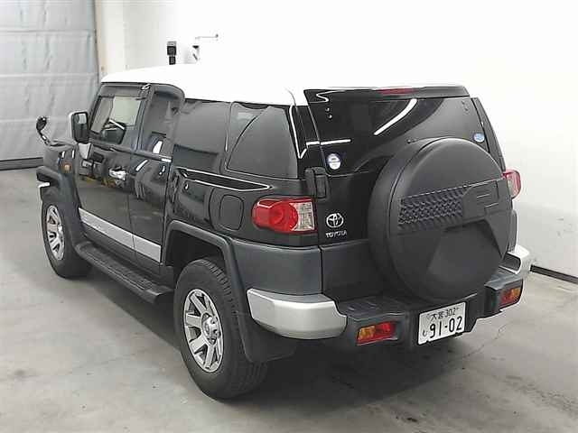 Import and buy TOYOTA FJ CRUISER 2015 from Japan to Nairobi, Kenya