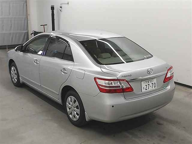 Import and buy TOYOTA PREMIO 2013 from Japan to Nairobi, Kenya