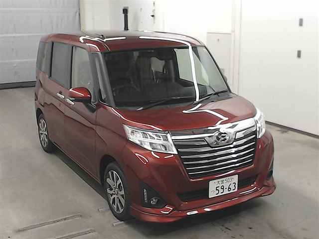 Import and buy DAIHATSU THOR 2018 from Japan to Nairobi, Kenya