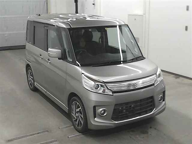 Import and buy SUZUKI SPACIA 2015 from Japan to Nairobi, Kenya