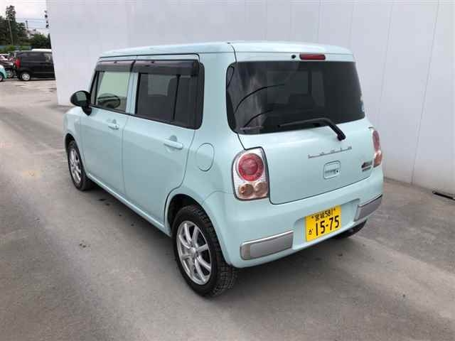 Import and buy SUZUKI ALTO LAPIN 2014 from Japan to Nairobi, Kenya