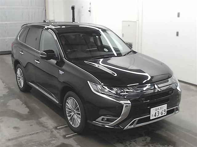 Import and buy MITSUBISHI OUTLANDER PHEV 2018 from Japan to Nairobi, Kenya