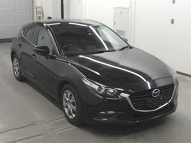 Import and buy MAZDA AXELA 2018 from Japan to Nairobi, Kenya