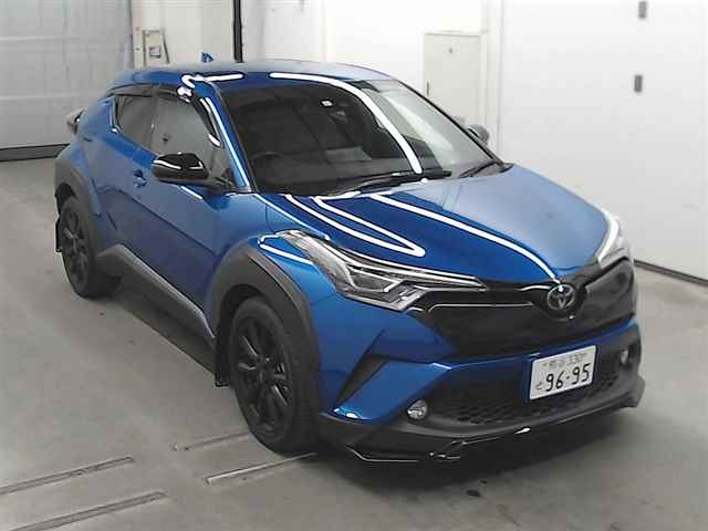 Import and buy TOYOTA C-HR 2016 from Japan to Nairobi, Kenya
