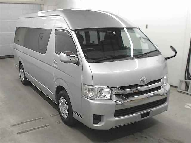 Import and buy TOYOTA HIACE 2015 from Japan to Nairobi, Kenya