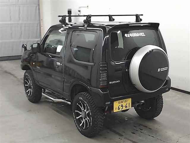 Import and buy SUZUKI JIMNY 2014 from Japan to Nairobi, Kenya